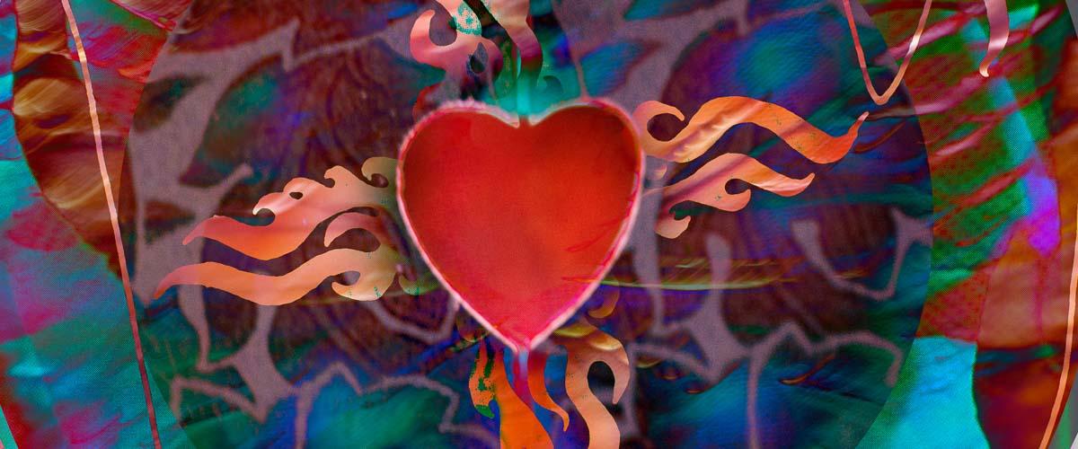 Heart-Mandala
